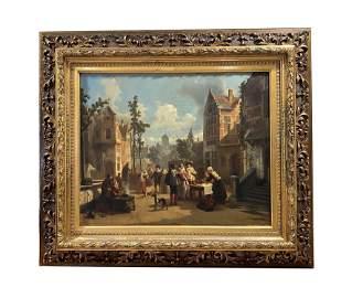 Louis Tielemans (1826 - 1856) Belgium