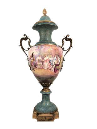 Antique French Sevres of the 19th century