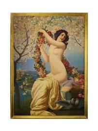 Valere Bernard (c.1860 - 1936) France