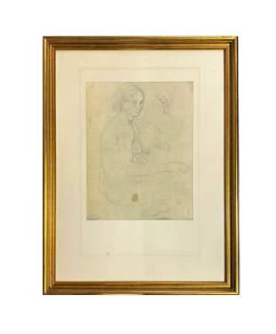 Jean-Auguste-Dominique Ingres (1780 - 1867) France