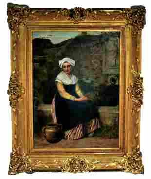 Charles Sillem Lidderdale (1830 - 1895) British