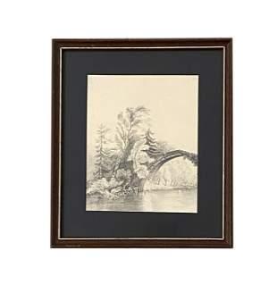 Edward Lear (1812 - 1888) London