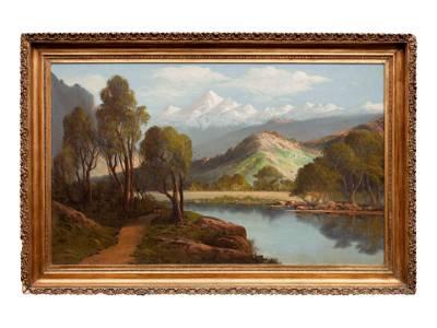 William Hart (1823 - 1894) Scotland