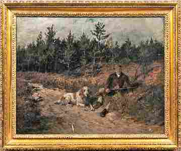 John Emms (1843 - 1912) England