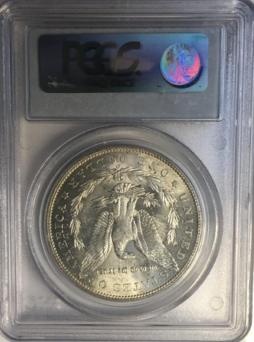 1904-O PCGS MS63 Morgan Silver Dollar - 2