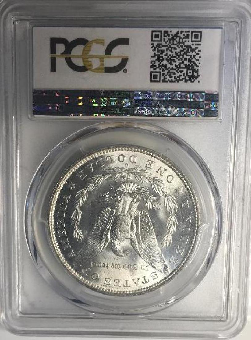1883-O PCGS MS64 $1 Morgan Silver Dollar - 2