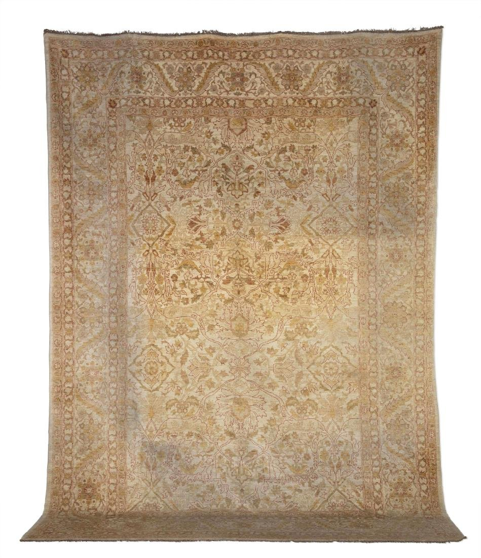 A Pakistani carpet of Tabriz design