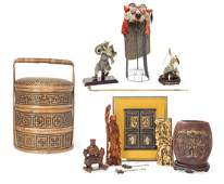 Collection of Chinese works of art & accessories