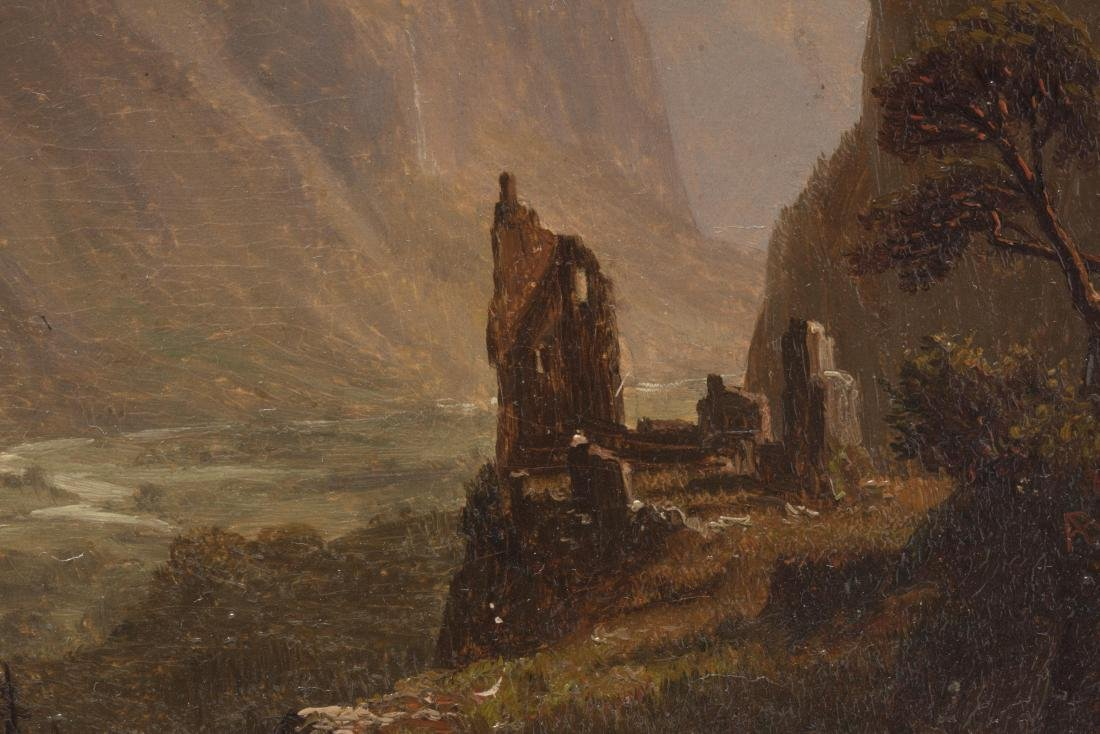 Albert Bierstadt, Valley of Meiringen Switzerland - 3