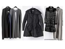 Designer coats jackets and sweaters