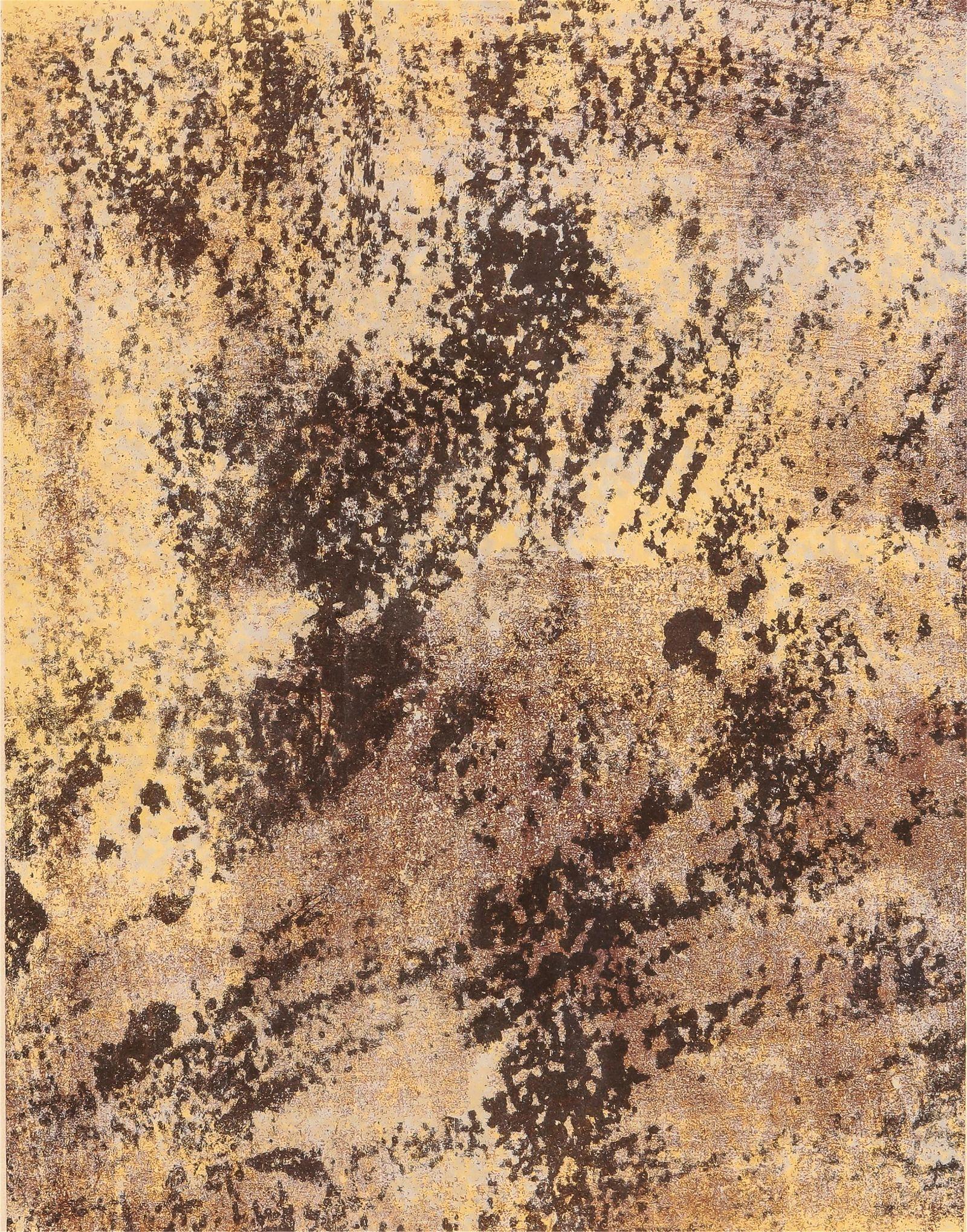 Jean Dubuffet, Le sol allegre, 1958, lithograph
