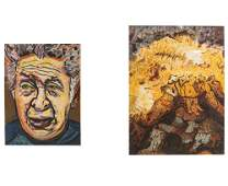 David Alfaro Siqueiros, lithographs