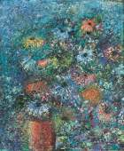 Ruth Norman, Spring Flowers, 1959