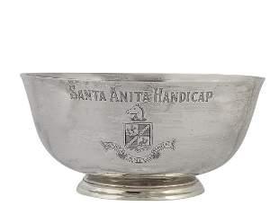Fisher silver trophy: Santa Antia Handicap