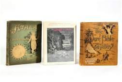 Three Gustave Dore Illustrated Books