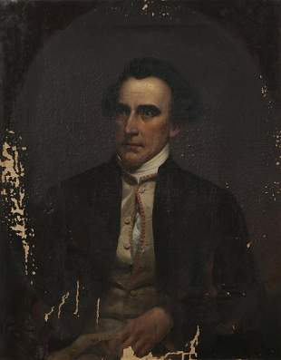 Junius Brutus Stearns, Portrait of Patrick Henry