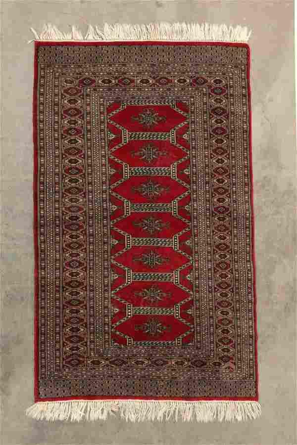 A Pakistani rug