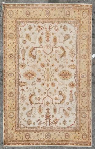 An Oushak style carpet