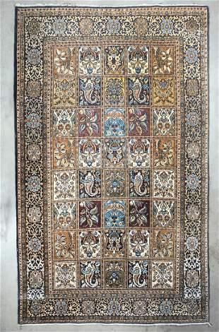 A Persian style carpet