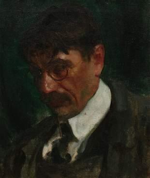 Robert Philipp, Portrait of Aaron Harry Gorson