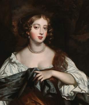 Sch. Peter Lely, 1st Duchess of Cleveland