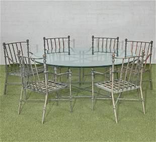 Michael Taylor Montecito garden furniture