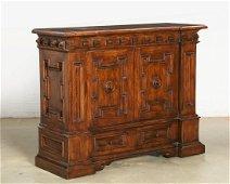 A Las Palmas Design Castellini chest