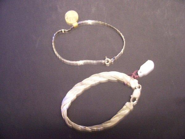 403: silver bracelets native