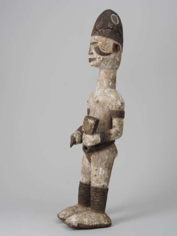 Ibo (Igbo) Shrine Statue Tribal Art - 2