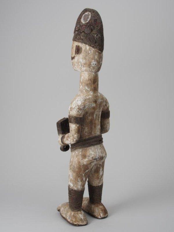 Ibo (Igbo) Shrine Statue Tribal Art - 3
