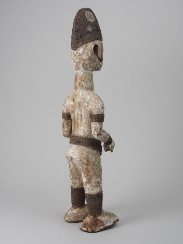 Ibo (Igbo) Shrine Statue Tribal Art - 4