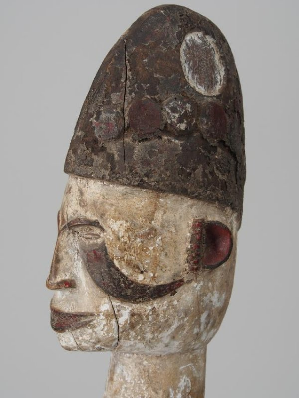 Ibo (Igbo) Shrine Statue Tribal Art - 8