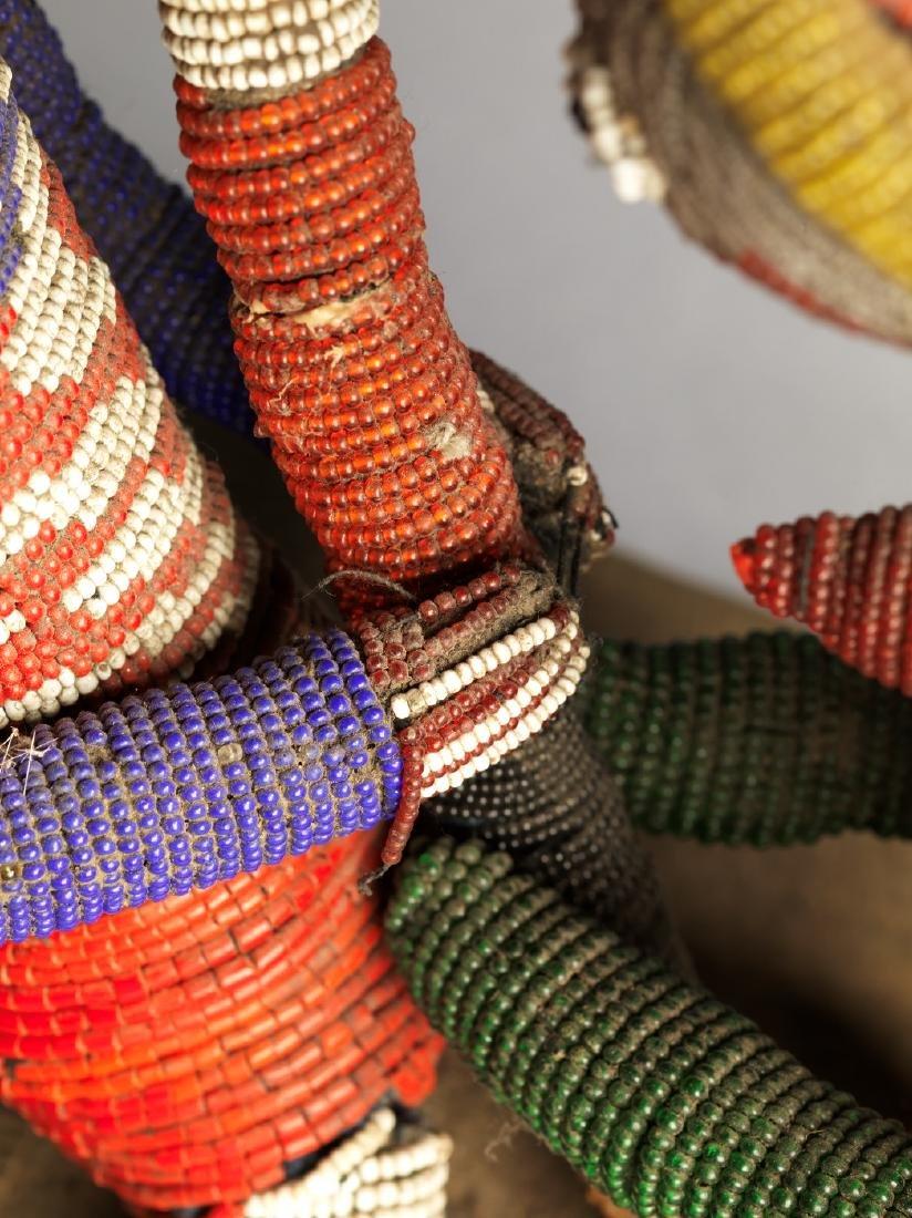 Yoruba Babalawo Talisman Tribal Art - 7