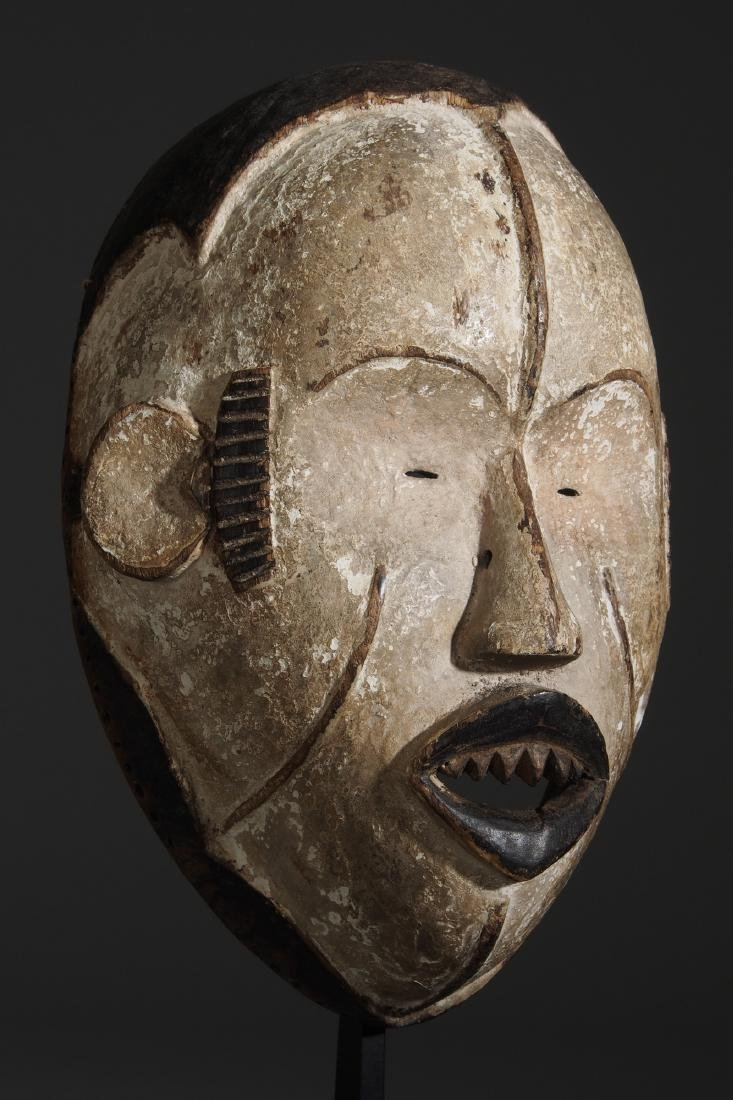 Ibo face mask Tribal Art