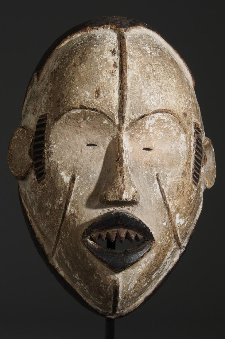 Ibo face mask Tribal Art - 2