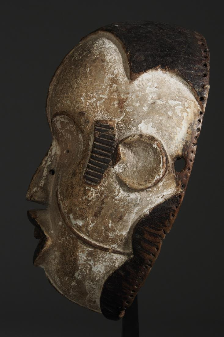 Ibo face mask Tribal Art - 3