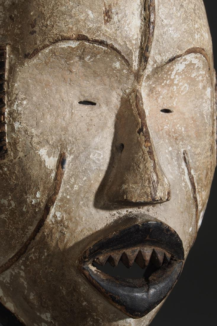 Ibo face mask Tribal Art - 8