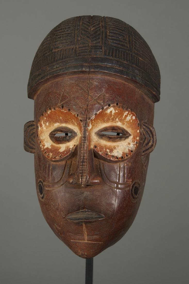 Chokwe Mwana Pwo mask Tribal Art