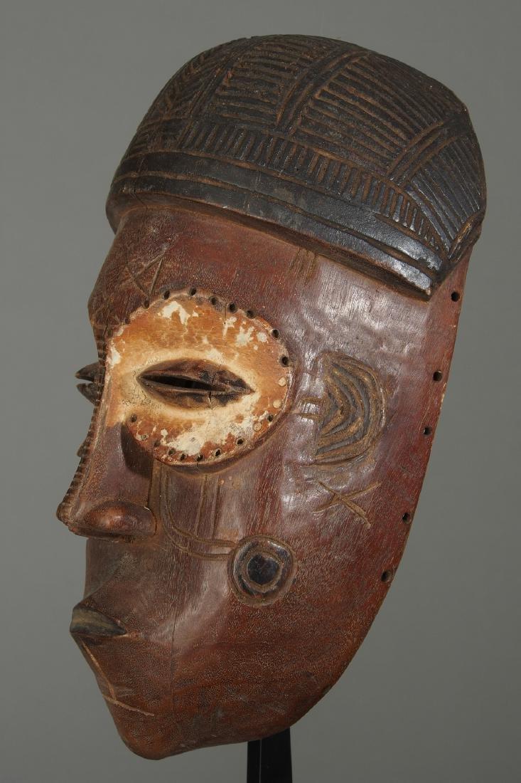 Chokwe Mwana Pwo mask Tribal Art - 2