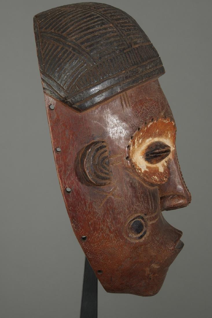 Chokwe Mwana Pwo mask Tribal Art - 4