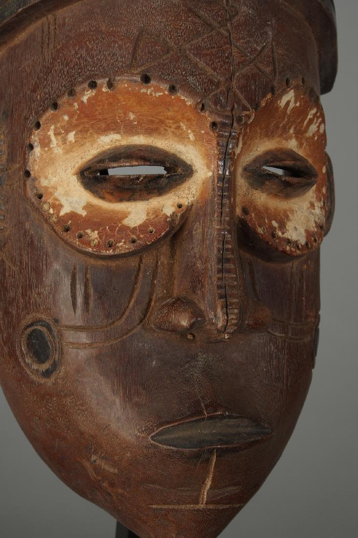 Chokwe Mwana Pwo mask Tribal Art - 5
