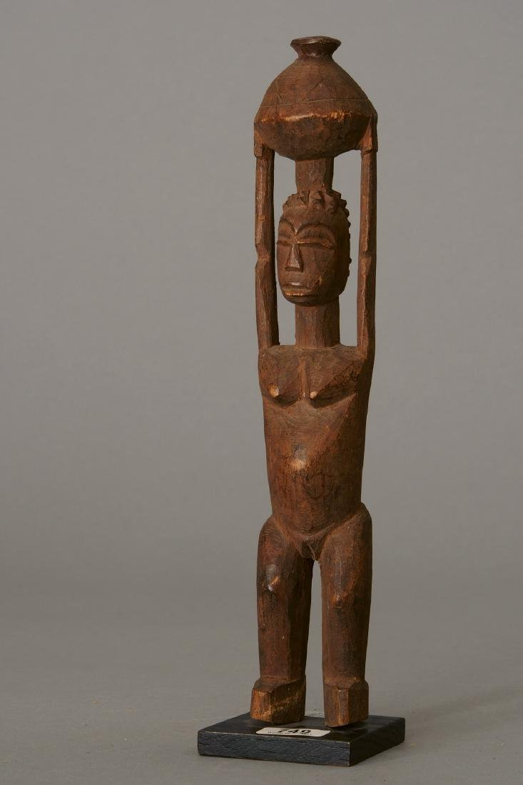 Lobi Standing figure Tribal Art