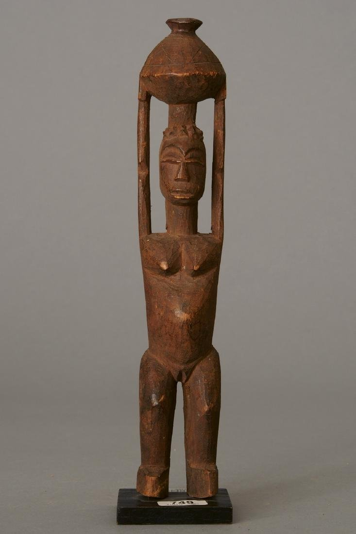 Lobi Standing figure Tribal Art - 4