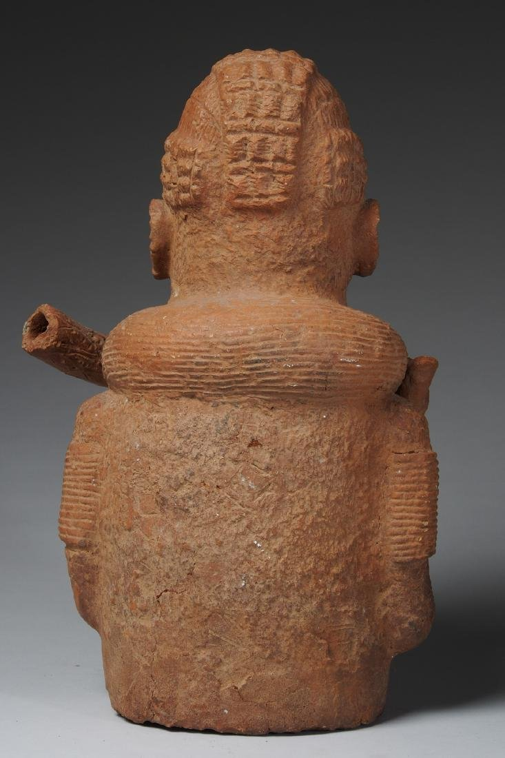 Nok Male Half Figure Tribal Art - 3