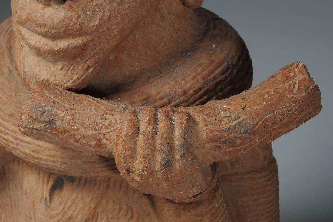 Nok Male Half Figure Tribal Art - 6