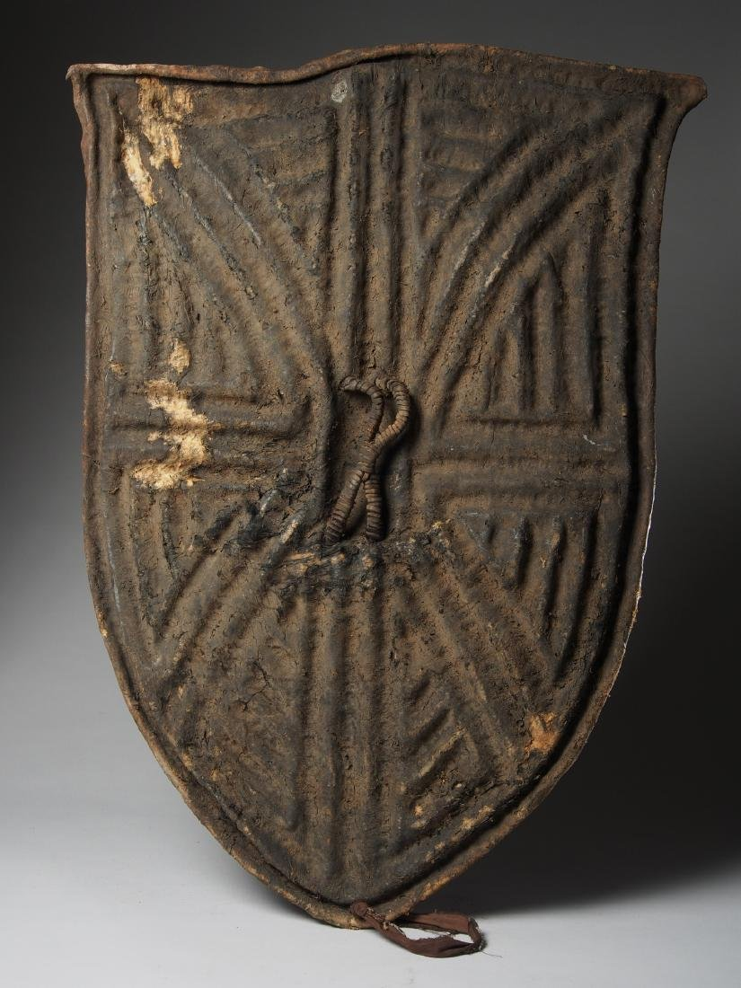 Wandala Leather War Shield - 2