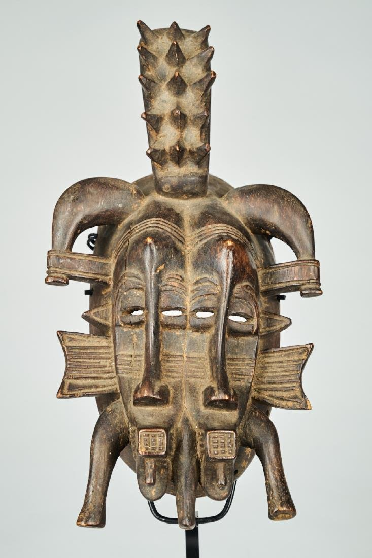 Senufo Mask Tribal Art