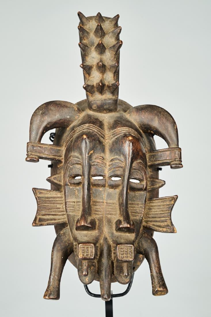Senufo Mask Tribal Art
