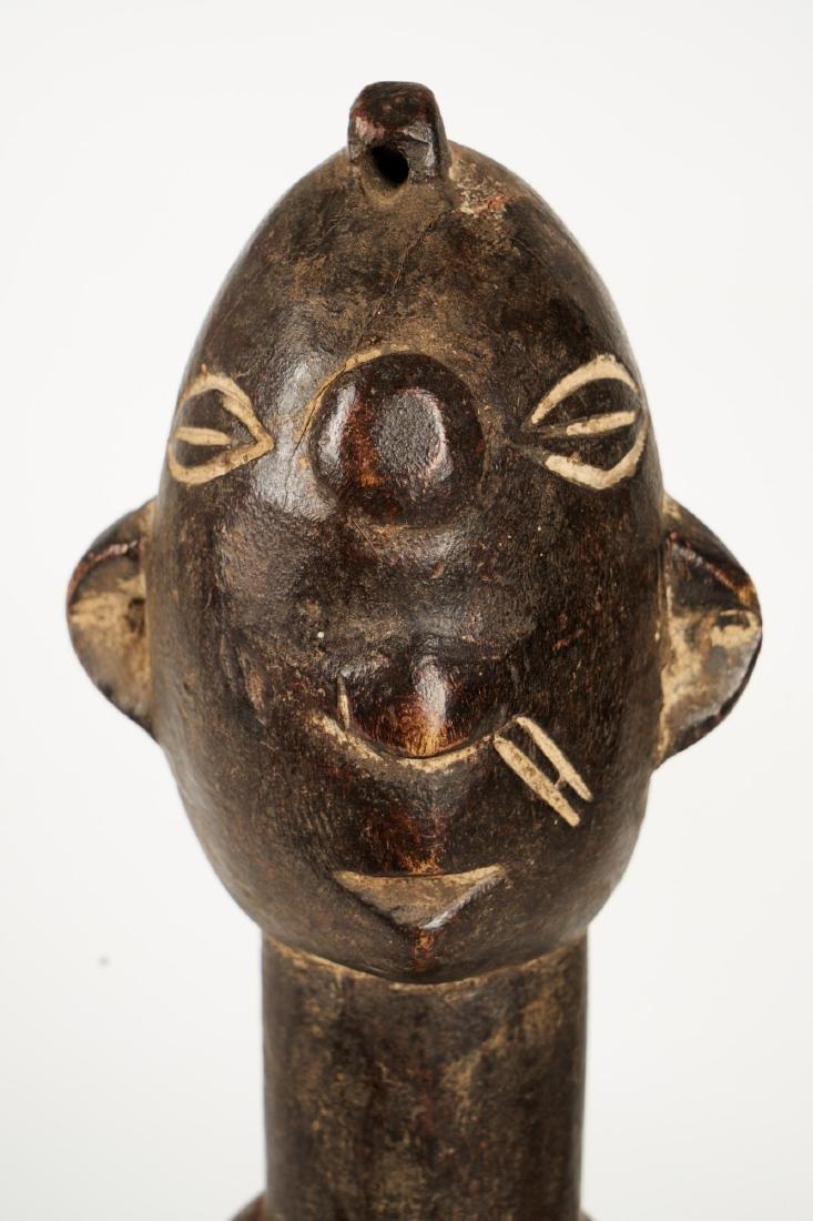 Beaded Doll from Mount Mandara Region Tribal Art - 10