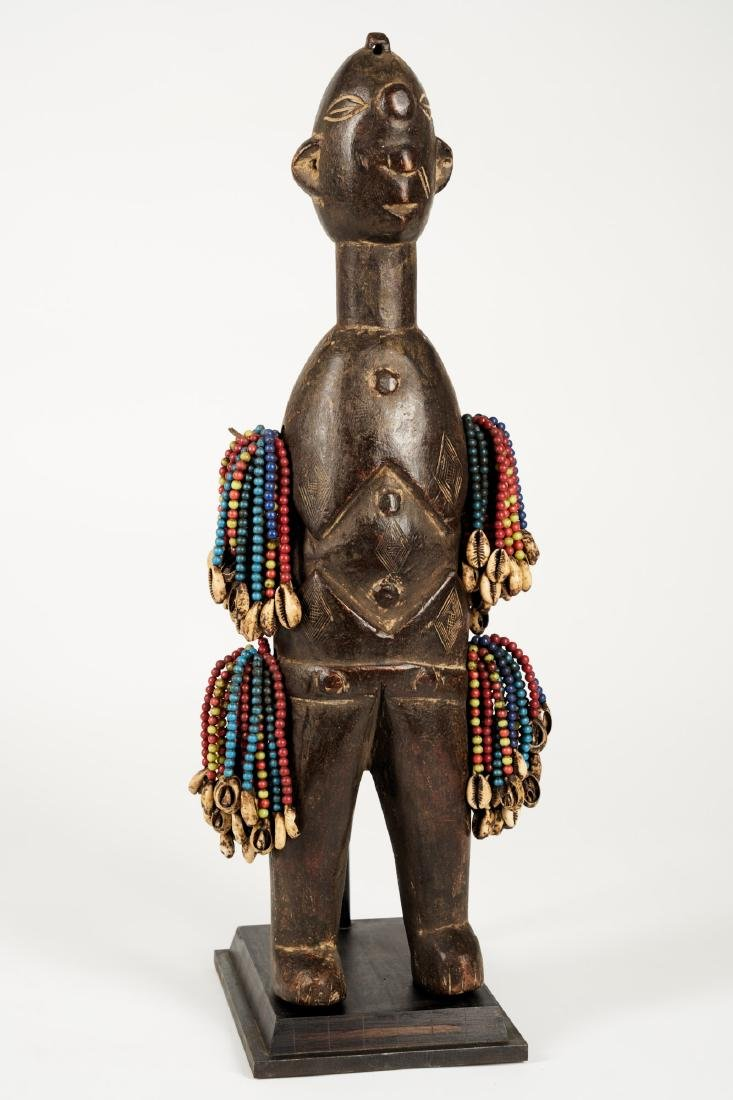 Beaded Doll from Mount Mandara Region Tribal Art